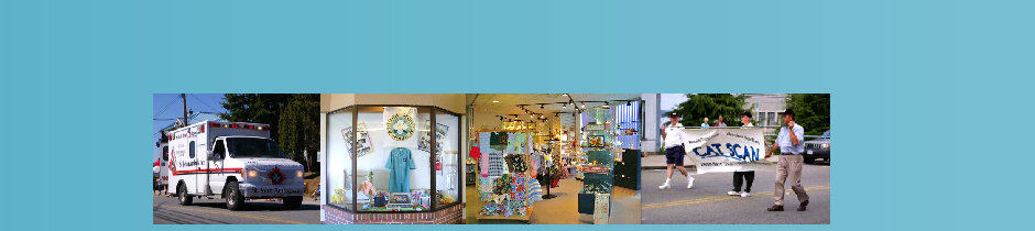 Powell River Health-Care Auxiliary - Economy Shop